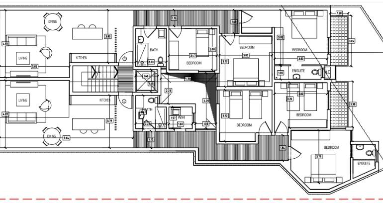 Balzan - new development 3 bedroom apartment