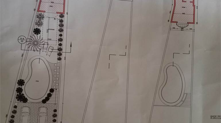 Rabat, Plot With Permits