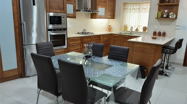 Zebbug- 1 bdrm Grd flr Maisonette- Ready To Move!