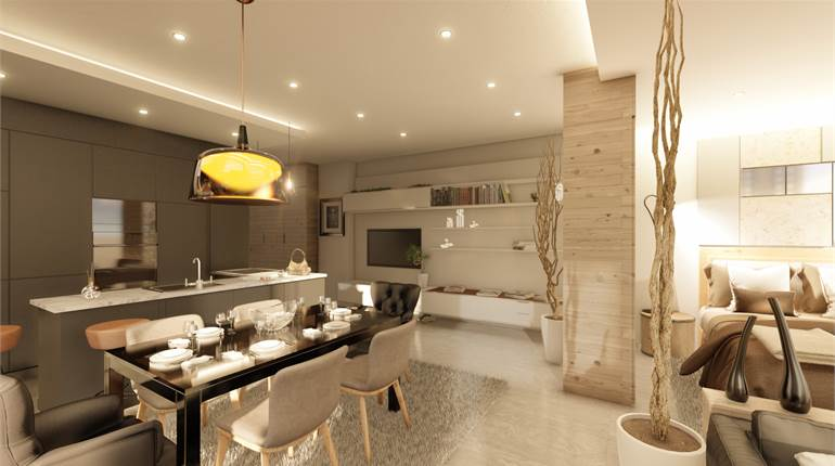 ST. JULIAN`S, HIGHLY FINISHED STUDIO APARTMENT
