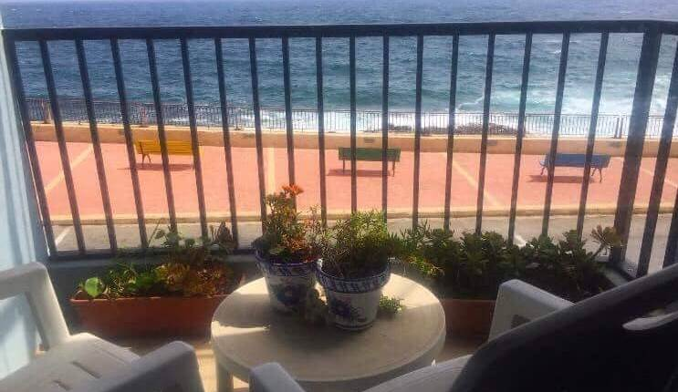Xghajra, Seafront 2 Bedroom Apartment