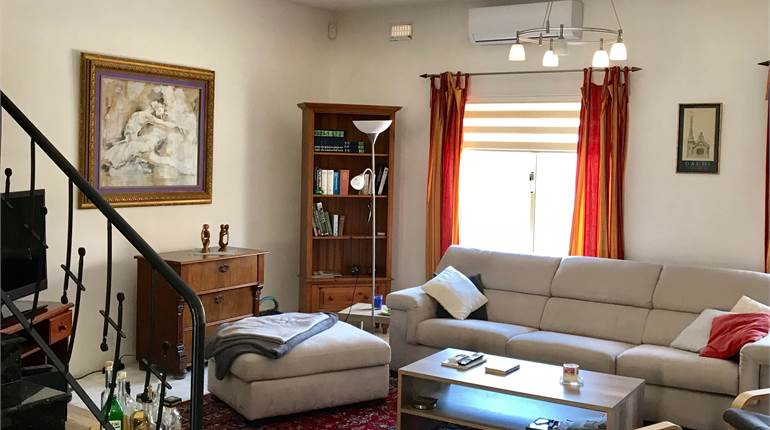 Naxxar, Three Bedroom Elevated Terraced House