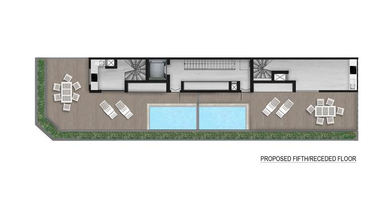 Swieqi, Development For 2 Duplex Penthouses