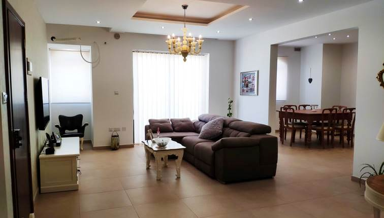 Large 3 Bedroom Apartment measuring approx 176sqm