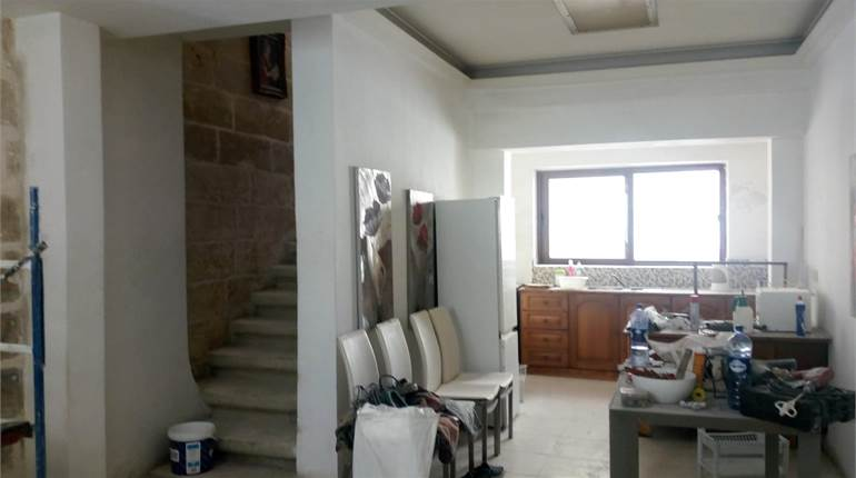MSIDA, 2 BEDROOM CONVERTED TOWNHOUSE