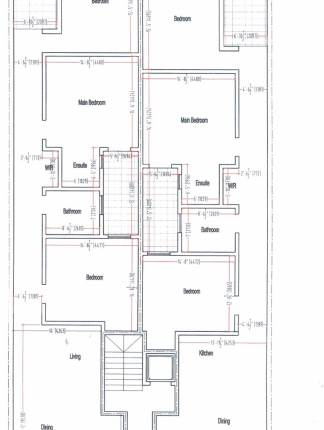 Marsascala - Elevated Maisonette On Plan