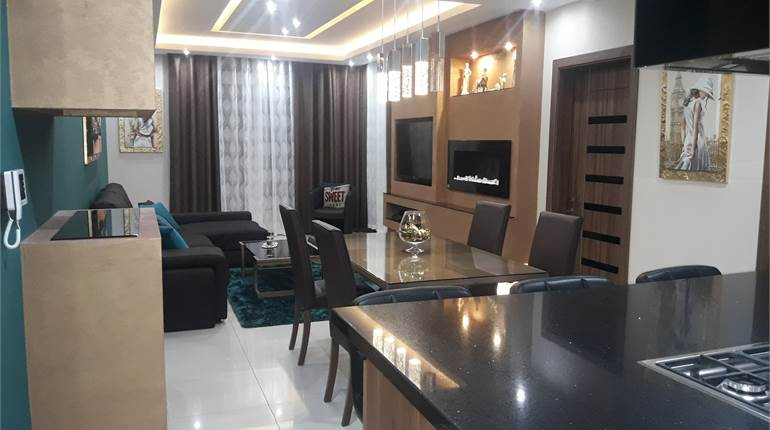 Highly furnished 3 bedroom apartment