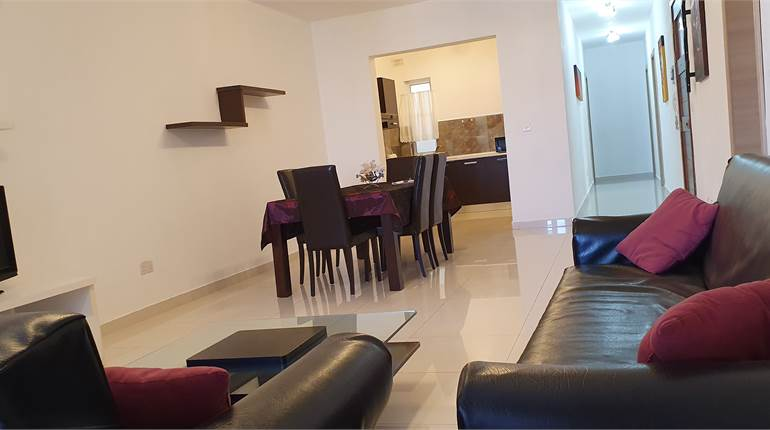 Attard, 3 Bedroom Designer Finished Apartment