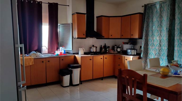 Qawra, Older Type 3 Bedroom Maisonette
