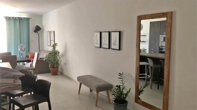 Naxxar, 3 Double Bedroom Fully Furnished Apartment