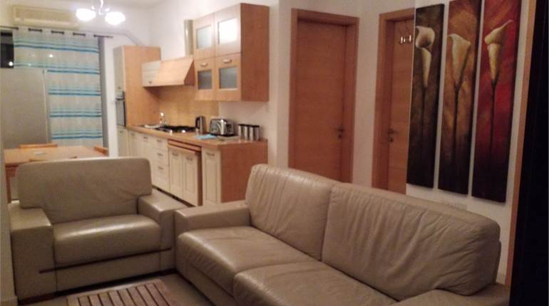 San Pawl il-Bahar,  2 Bedroom Furnished Apartment