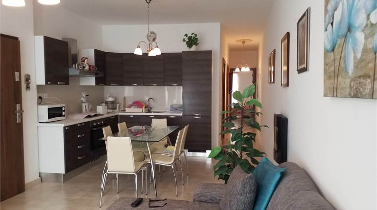 Marsascala, 2 Bedroom Apartment