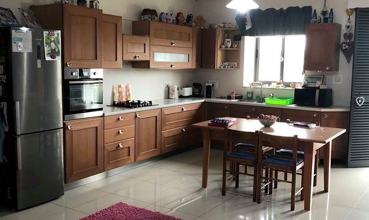 Salina, 3 Bedroom Ground Floor Apartment